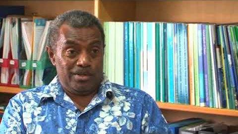 Vanuatu Fisheries   Post cyclone PAM 2015