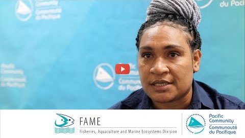 Story: Rachael, at-sea fisheries observer in PNG