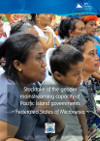 Stocktake of gender mainstreaming capacity of Pacific Island governments