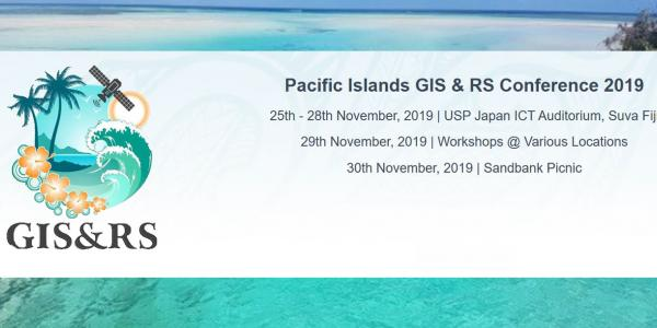 Pacific Islands GIS & RS Conference 2019