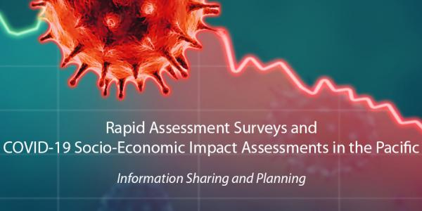 [VIRTUAL] Rapid Assessment Surveys and COVID-19 Socio-Economic Impact Assessments in the Pacific
