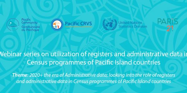 Webinar 3: Understanding the key requirements for the utilisation of registers for census statistics