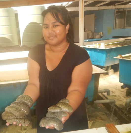Kiribati women