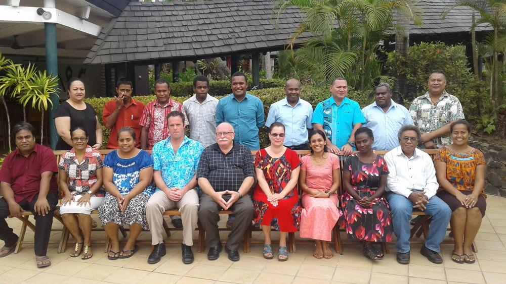 Building a Culture of Education Data Use in the Pacific
