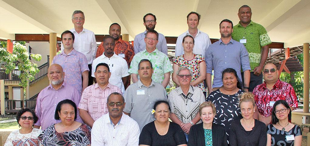 Pacific Statistic Standing Committee (PSSC) Meeting