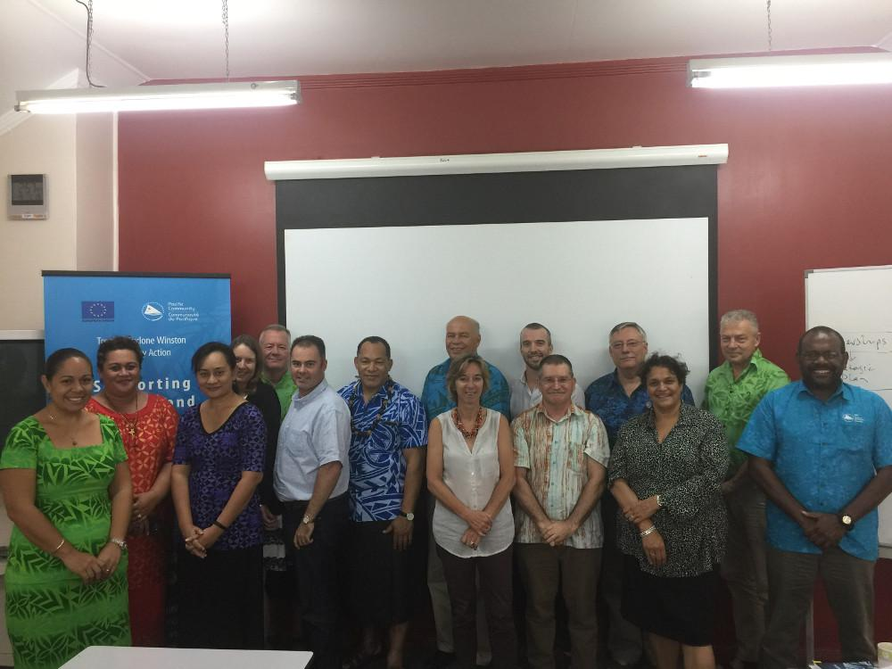 Pacific Community (SPC) and Pacific Regional Environment Programme (SPREP) establish multi-year Resilient Pacific Programme