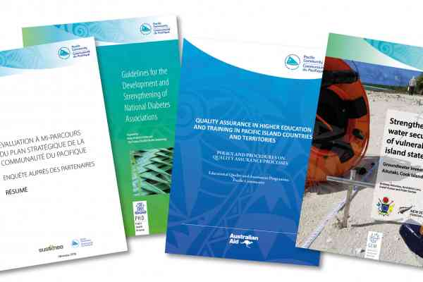 Recent publications from SPC