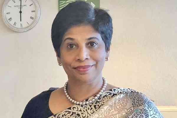 Fijis Permanent Representative to the United Nations in Geneva Ambassador Nazhat Shameem Khan