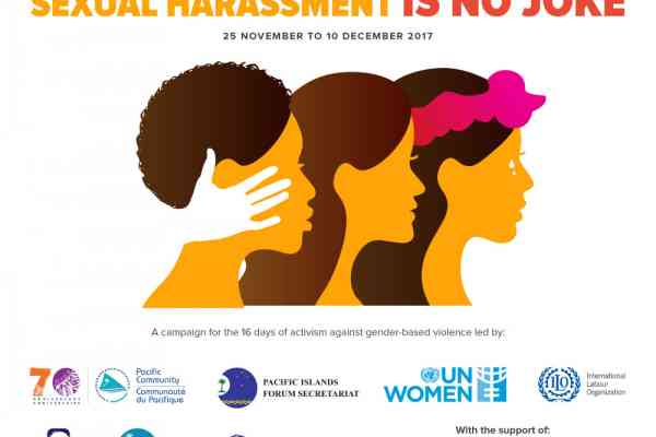 Tackling sexual harassment: what can you do?