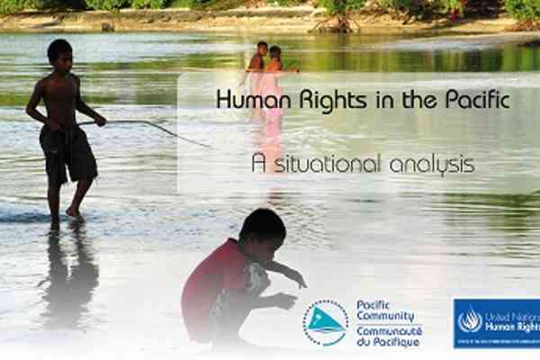 Human rights in the Pacific: a situational analysis