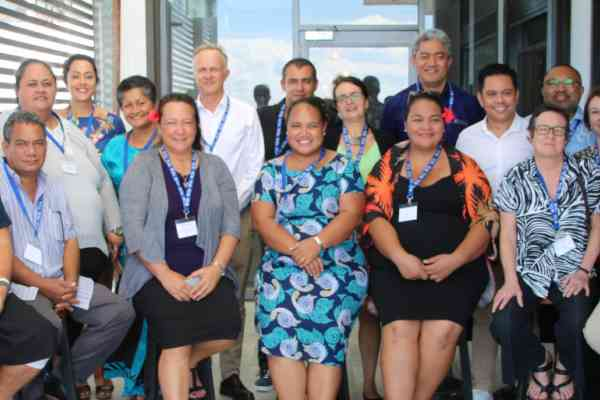 New Masters Programme to Strengthen Pacific's Health Services