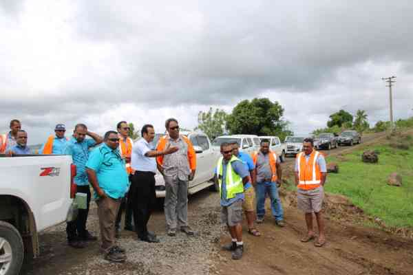 Cane access road upgrade to benefit 360 sugarcane farmers in Ba