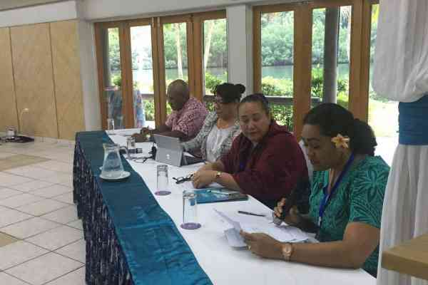 Supporting gender mainstreaming across Pacific government services