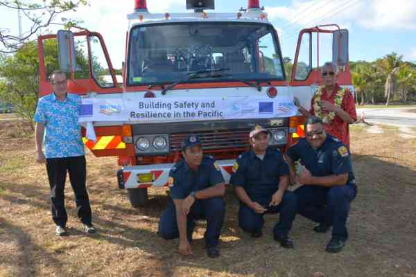 Zoom - Ready to face emergencies in Niue