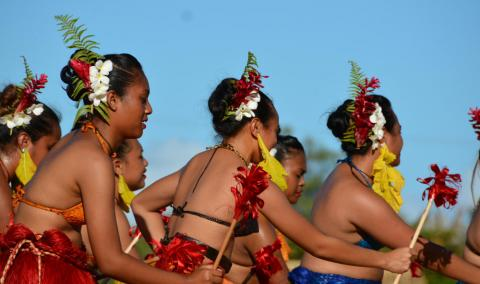 Pacific Islands dance