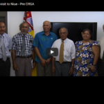 SPC Director-General visits Niue ahead of Pacific Community Conference