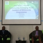 President Baldwin opens Emerging Youth Leaders of Melanesia Programme