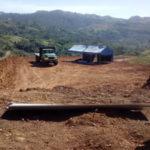 Relocalisation du village de Tukuraki