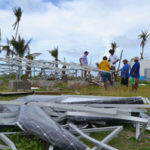 Federated States of Micronesia pursue a common approach between disaster risk and climate change