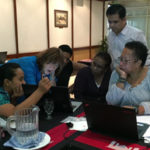 Pacific health professionals undertake training on publishing research results