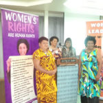 Women community leaders receive training on human rights and leadership