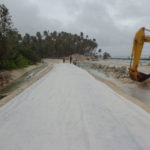 Zoom – Marshall Islands Coastal Causeway Project Combats Climate Change