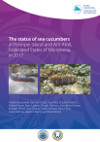 The status of sea cucumbers at Pohnpei Island and Ant Atoll, Federated States of Micronesia, in 2017