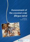 Assessment of the coconut crab (Birgus latro) in Mauke, Cook Islands