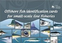 Offshore fish identification cards for small-scale line fisheries