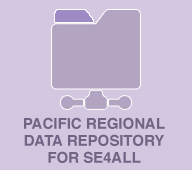 PACIFIC REGIONAL DATA REPOSITORY FOR SE4ALL
