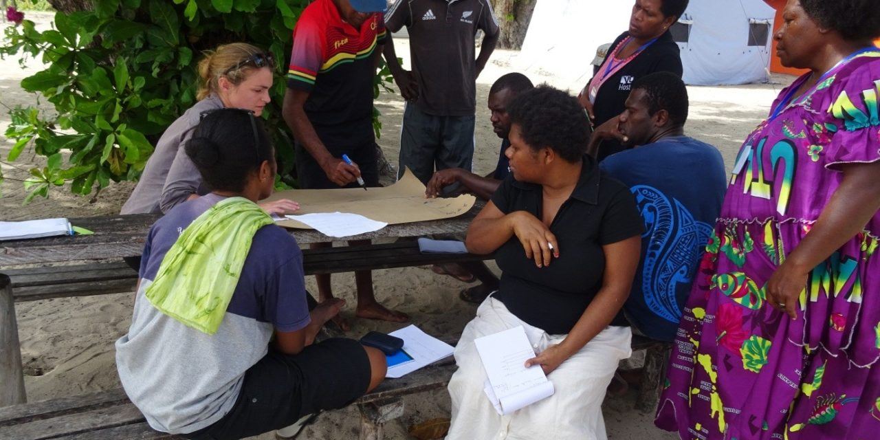 Zoom – Coastal management champions in North Efate