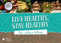 Live Healthy, Stay Healthy – your wellness challenge