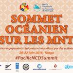 Sommet océanien sur les maladies non transmissibles