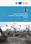 Tropical Cyclone Pam Lessons Learned Workshop report