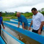 National Freshwater Aquaculture Centre re-opens in Vanuatu
