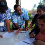 Atoll countries share strategies to protect and maintain water security