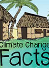 Facts climate change bookmark