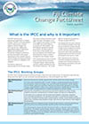Fiji facts climate change factsheet