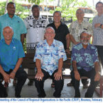 Council of Regional Organisations meeting in Noumea