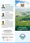 Fiji Climate Change Department brochure