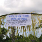 Emae descendants vow to protect island with organics