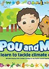 Pou and Miri learn to tackle climate change