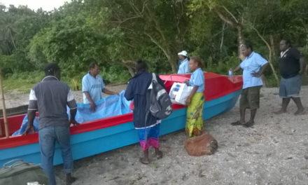 Zoom – L'enquête pilote sur la santé musculosquelettique aux Îles Salomon : une première mondiale