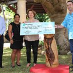 SPC staff raise 1.17 million francs for Red Cross Cyclone Pam appeal
