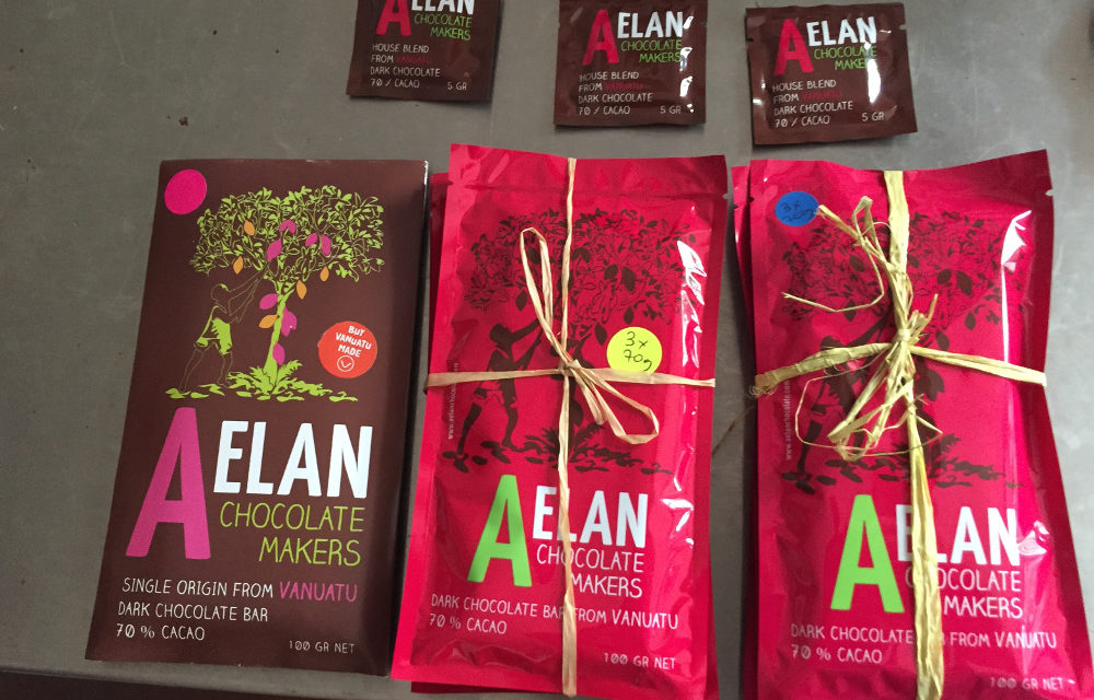 Zoom – Cocoa project brings smile to locals