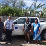 L'Union européenne et la Communauté du Pacifique apportent leur soutien aux opérations de secours post-catastrophe menées aux Îles Marshall