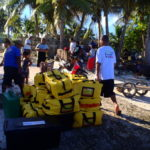'Grab bags' save lives at sea