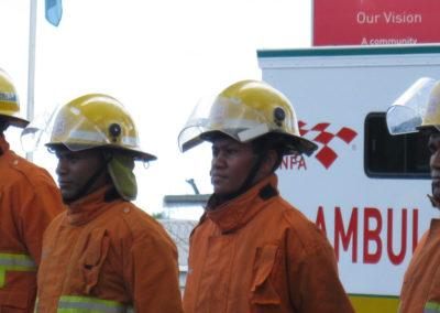 National Fire Authority, Suva - Photo: Mavis Yuen