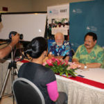Pacific journalists strengthen understanding on human rights reporting