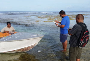 fisheries data collection
